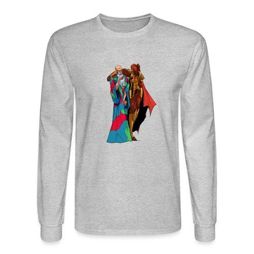 anjelicaPRO png - Men's Long Sleeve T-Shirt
