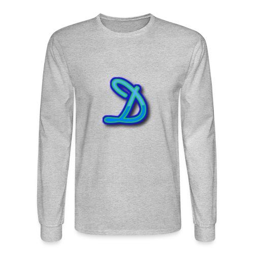 D - Men's Long Sleeve T-Shirt