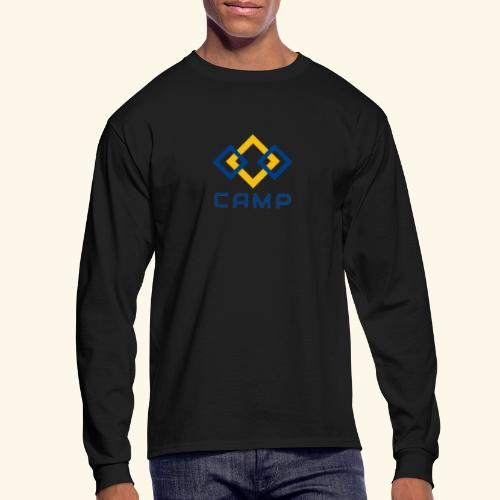 CAMP LOGO and products - Men's Long Sleeve T-Shirt