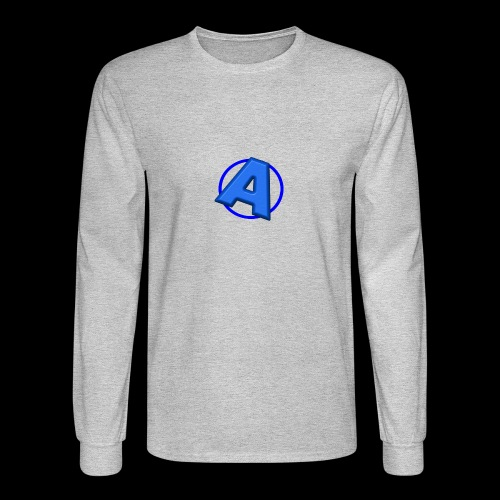 Awesomegamer Logo - Men's Long Sleeve T-Shirt