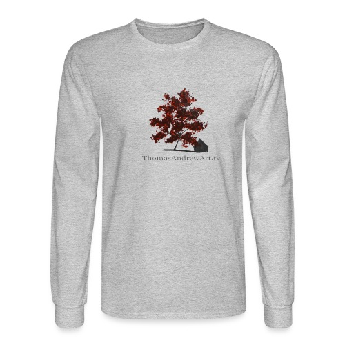 ThomasAndrewArt - Men's Long Sleeve T-Shirt