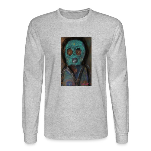 The galactic space monkey - Men's Long Sleeve T-Shirt