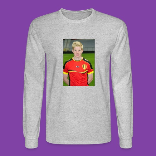 738e0d3ff1cb7c52dd7ce39d8d1b8d72_without_ozil - Men's Long Sleeve T-Shirt