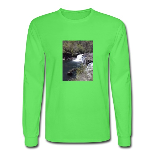 LRC waterfall - Men's Long Sleeve T-Shirt