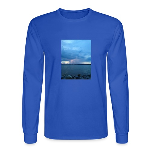Storm Fall - Men's Long Sleeve T-Shirt