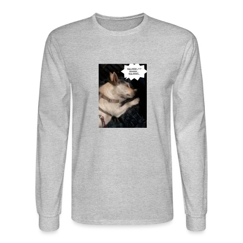 Dreaming of squirrel - Men's Long Sleeve T-Shirt
