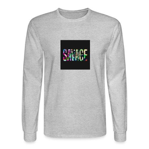 Savage Wear - Men's Long Sleeve T-Shirt