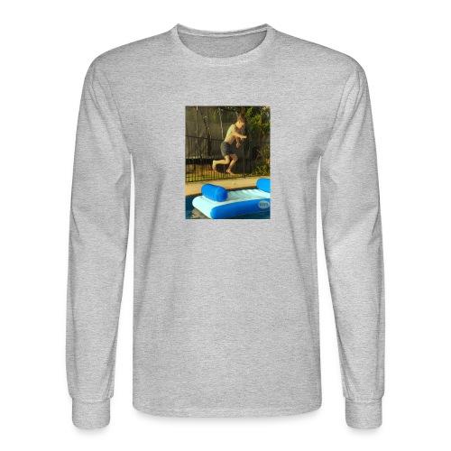 jump clothing - Men's Long Sleeve T-Shirt