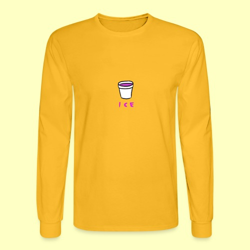 ICE - Men's Long Sleeve T-Shirt