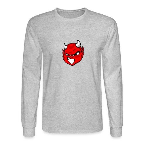 Rebelleart devil - Men's Long Sleeve T-Shirt