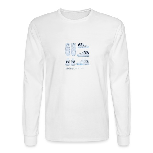 04EB9DA8 A61B 460B 8B95 9883E23C654F - Men's Long Sleeve T-Shirt