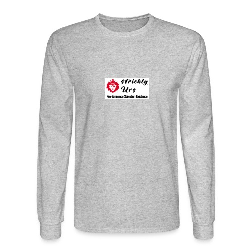 E Strictly Urs - Men's Long Sleeve T-Shirt