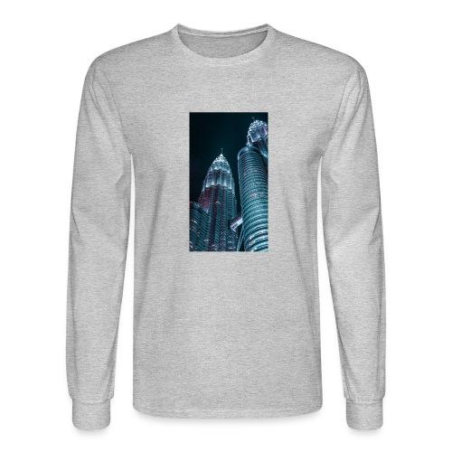 C0618608 28FC 4668 9646 D9AC4629B26C - Men's Long Sleeve T-Shirt