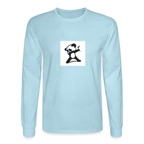 Panda DaB - Men's Long Sleeve T-Shirt