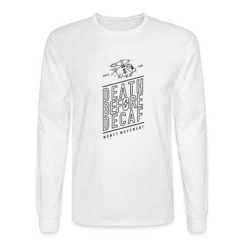 coffee cup - Men's Long Sleeve T-Shirt
