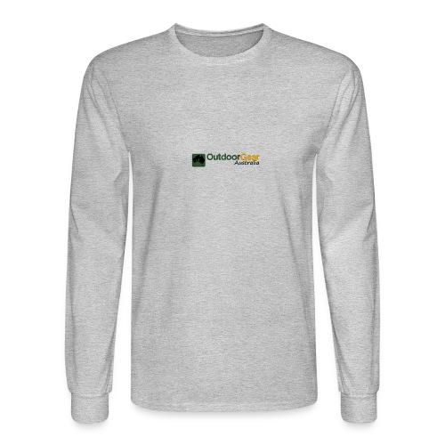 Outdoor Gear Australia - Men's Long Sleeve T-Shirt