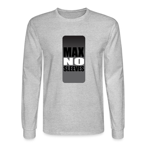nosleevesgrayiphone5 - Men's Long Sleeve T-Shirt