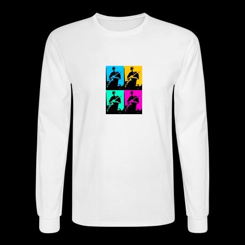 LGBT Support - Men's Long Sleeve T-Shirt