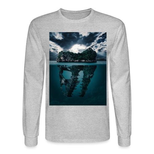 Lost Sea - Men's Long Sleeve T-Shirt