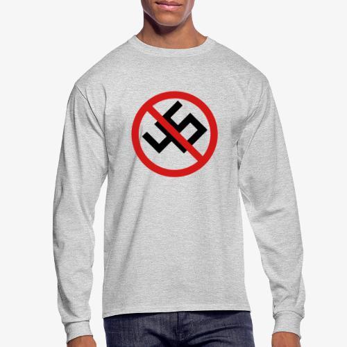 NO45 - Men's Long Sleeve T-Shirt