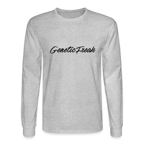 TRAIN.png Hoodies - Men's Long Sleeve T-Shirt