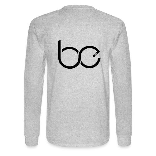 logo no words sq - Men's Long Sleeve T-Shirt