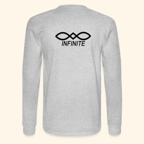 INFINITE - Men's Long Sleeve T-Shirt