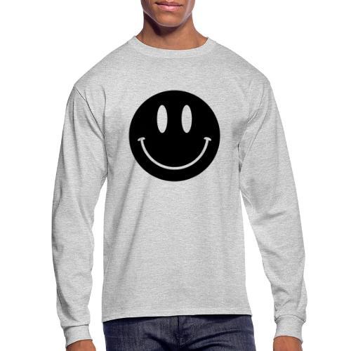 Smiley - Men's Long Sleeve T-Shirt