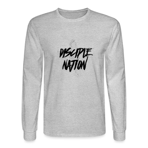 Main Design - Men's Long Sleeve T-Shirt