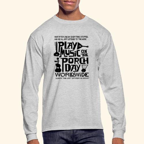 PMOTPD2021 SHIRT - Men's Long Sleeve T-Shirt