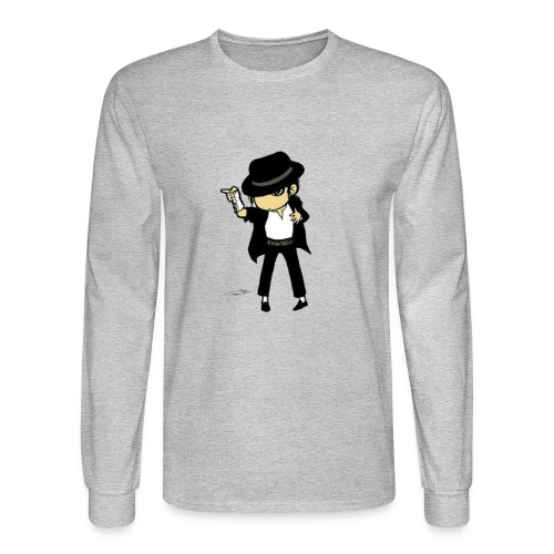 KOP Vector Art - Men's Long Sleeve T-Shirt