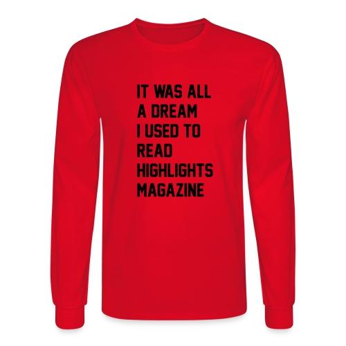 JUICY 1 - Men's Long Sleeve T-Shirt