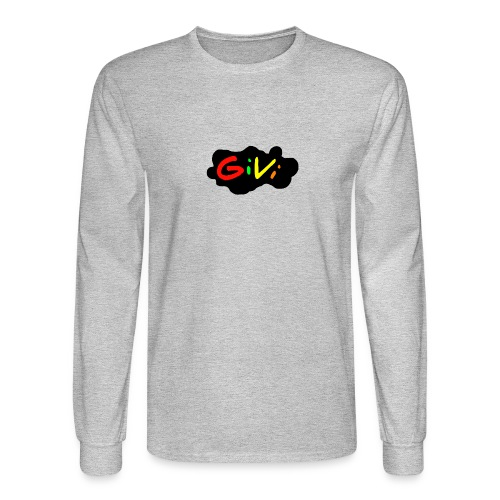 GiVi - Men's Long Sleeve T-Shirt