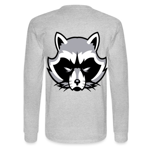 Raccoon - Men's Long Sleeve T-Shirt