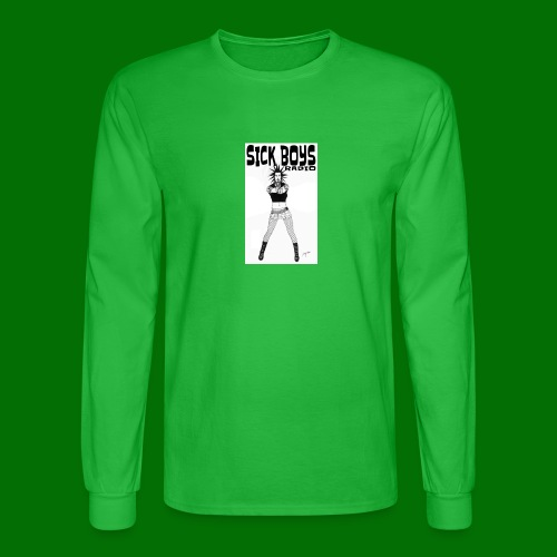 Sick Boys Girl2 - Men's Long Sleeve T-Shirt