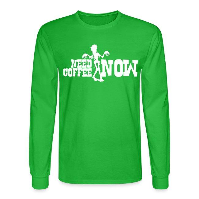 need coffee now