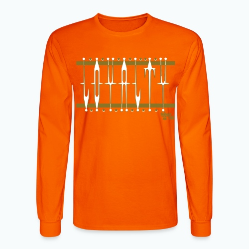 Loyalty - Men's Long Sleeve T-Shirt