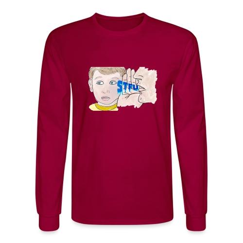 STFU - Men's Long Sleeve T-Shirt