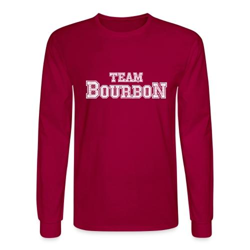 Team Bourbon - Men's Long Sleeve T-Shirt