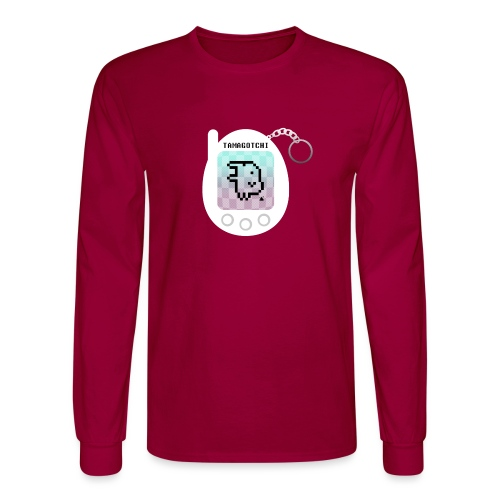 Egg friend - Men's Long Sleeve T-Shirt