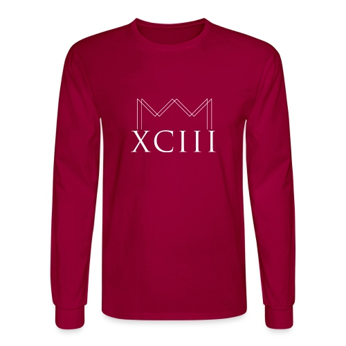 XCIII - Men's Long Sleeve T-Shirt