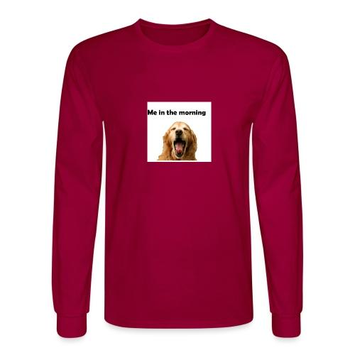 doggo - Men's Long Sleeve T-Shirt