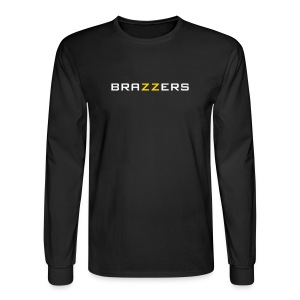 Brazzers Primary Logo - Men's Long Sleeve T-Shirt