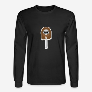 lepel mascotte - Men's Long Sleeve T-Shirt