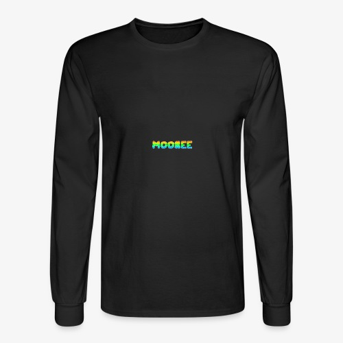 rainbowMoosee - Men's Long Sleeve T-Shirt