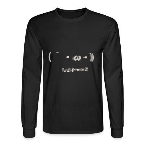 FOOLISH - Men's Long Sleeve T-Shirt