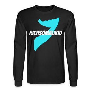 Richsomalikid Somali - Men's Long Sleeve T-Shirt