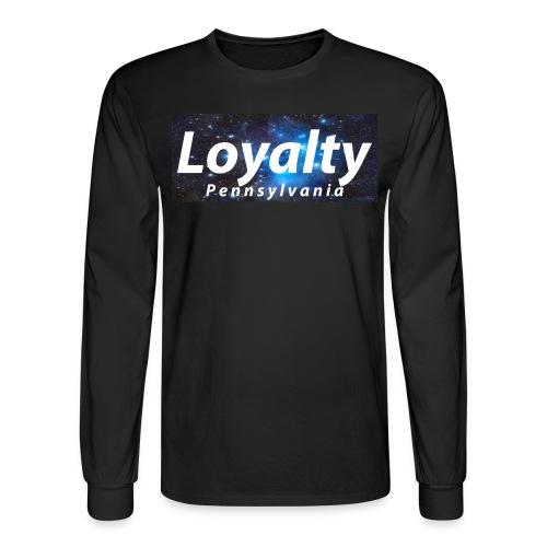 LoyaltyFounded - Men's Long Sleeve T-Shirt