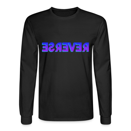 Reverse Clothing Brand - Men's Long Sleeve T-Shirt