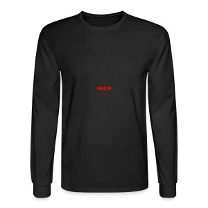 MCN Logo - Men's Long Sleeve T-Shirt